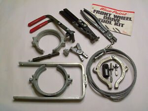 Blue point Snap on Yas600 Front Wheel Drive Tool Kit For Repair Of Cv Joints