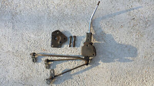 Original Itm Shifter Linkage Rods Arms 1976 80 Camaro Firebird Saginaw 4 speed