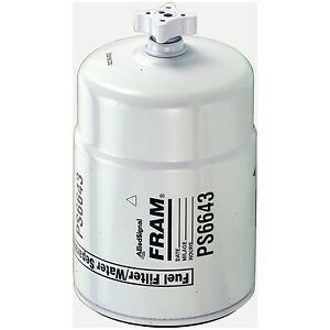 Fuel Water Separator Filters Fram Ps6643 Free Shipping Quanity Discount