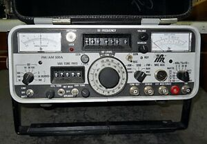 Free Ship Ifr Fm am 500a Communications Service Monitor Instrument