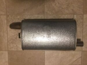 1977 Ford Pinto Muffler New Old Stock very Rare