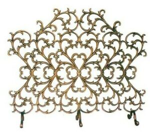 Valante French Fireplace Screen