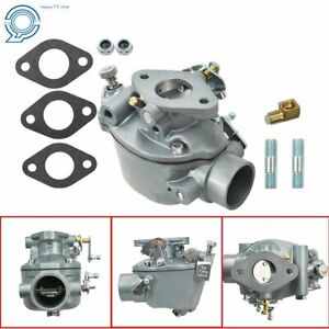 12954 Tsx765 Carburetor With Gaskets For Ford Tractor 501 601 641 681 701 Free