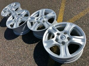 18 Toyota Tundra Trd Limited 1794 Sequoia Oem Factory Stock Wheels Rims 5x150