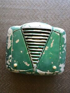 Vintage Car Pickup Truck Water Heater Face 30 s 40 s 1930 1940 Rod Rat Ford