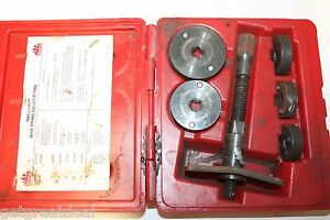 Mac Tools Dbc2500m Disc Brake Caliper Tool Set Usa