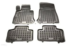 All Weather Rubber Floor Mats Liner Set Fits Mercedes Glc 300 350 Amg 2015 2019