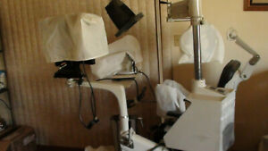 Optometrist optical Exam Room Chairs And Stands Business Equipment