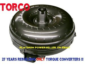 Zf6hp19 Torque Converter 2007 Up Bmw 335i Heavy Duty Version