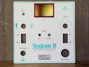 System B Heatsource Analytic power Supply soldering circuit Board Repair Svc