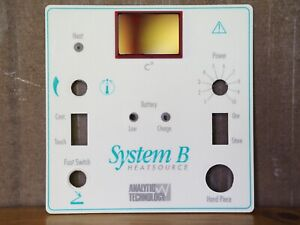 System B Heat Source Analytic Repair Svc power Supply soldering circuit Board