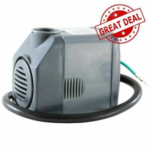 Washer Pump Black Bull Pwp40 Replacement 40 Gallon Parts Washer 120 V