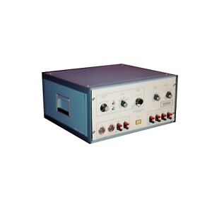 Spectrolab D 1550m Bench top Electronic Voltage Load Sweep Generator