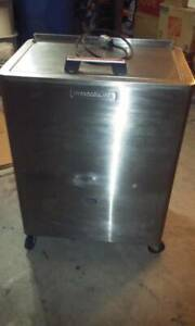 Used Chattanooga Hydrocollator Mobile Heating Unit Model M 2 With Rack