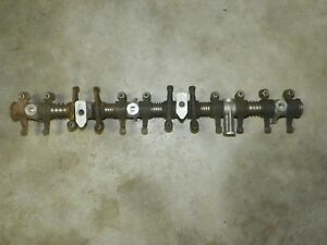 1956 1965 Amc Rambler 196 6cyl Rocker Arm Shaft