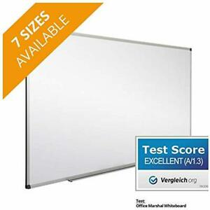 Office Marshal Professional Magnetic Dry Erase Board White Board