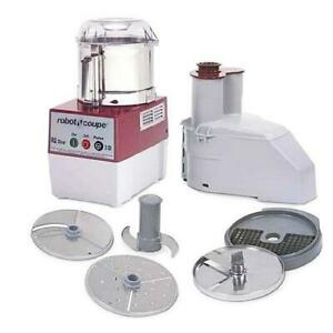 Robot Coupe R2dice Ultra Commercial Food Processor