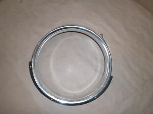 Nos 1965 Dodge Dart Gt Left Headlight Bezel Ring Surround 2445235 Mopar 65