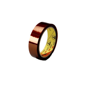 3m Low static Polyimide Film Tape 5419 Gold 3 4 In X 36 Yds X 2 7 Mil