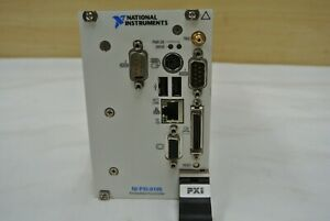 National Instruments Ni Pxi 8185 Embedded Computer System Controller