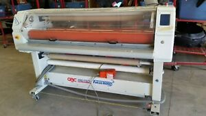 Gbc Protech falcon 1600 60 Two Sided Hot cold Laminator