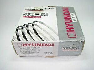Hyundai Sm 316lsi Welding Wire For Stainless Steel 1 2mm 045 28lb Spool