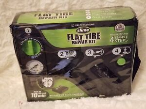 Slime Flat Tire Repair Kit 50122 Brand New No Jack Or Tools Needed