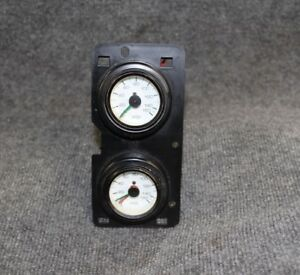 Buick Supercharger Boost Gauges Great For Rat Rod Custom Supercharged Engine