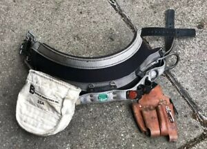 Buckingham 2016m Light Weight Body Belt Size 26 With Extras