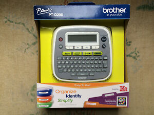 Brother P touch Pt d200 Label Thermal Printer