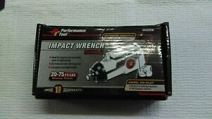 Performance Tool Impact Wrench Butterfly