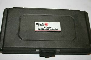 Matco Tools Noid Lights And Aic Signal Testers Set Nlt3054c