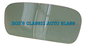 1948 1949 Cadillac Buick Curved Back Glass Vintage Classic Auto Antique Window