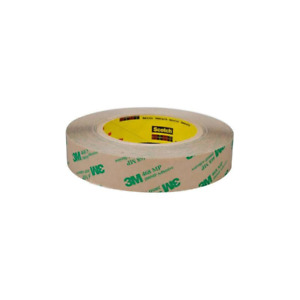 3m Adhesive Transfer Tape 468mp Clear 6 In X 60 Yd 5 Mil