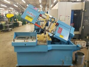 Doall C 305nc Horizontal Bandsaw Fully Automatic And Programmable