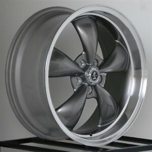 17 Inch Wheel Rims Chevy Camaro Firebird Trans Am 5x4 75 Lug Gm Car Torq Thrust