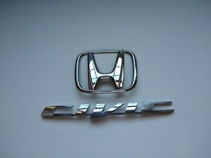 2013 Honda Civic Rear Trunk Emblem Set