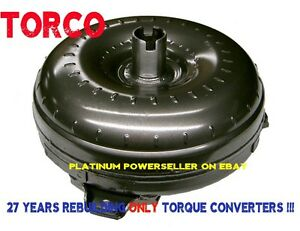 Zf6hp19 Torque Converter 2007 Up Bmw 335i 535i