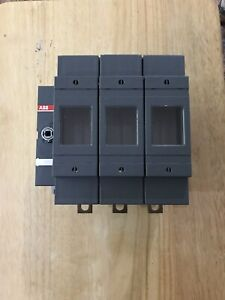 Abb Disconnect Switch Oskj2000b8 290 New In The Box Never Used