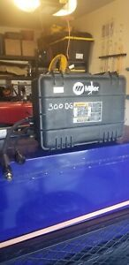 Miller Suitcase 12 Rc Wire Feed Welder