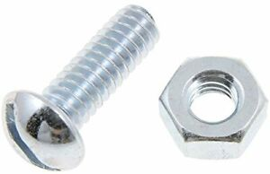 Dorman 799 071 1 4 20 X 3 4 Stove Bolt With Nut