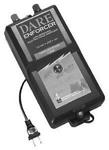 Dare Products Inc Electric Fence Energizer 50 acre Plug in De 200