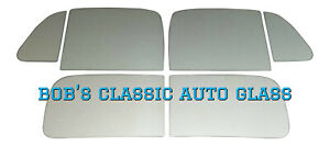 1941 Ford Coupe Convertible Flat Glass Kit New Classic Auto Vintage Flat Windows