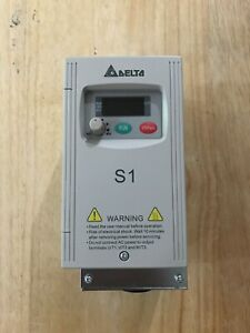 Delta Frequency Drive Vfd002s11b 115v Single Phase Input Three Phase Output
