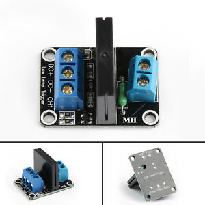1 2 4 8 Channel 5v Omron Ssr G3mb 202p Solid State Relay Module For Arduino Ue