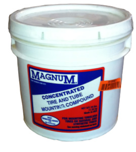 25 Lb Pail Magnum Heavy Tire Tube Mounting Grease Compound Tire Lube 3 Gallon
