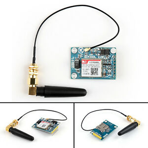 Sim800l Quadband Gprs Gsm Module With Sim And Antenna For Arduino Compatible Ue