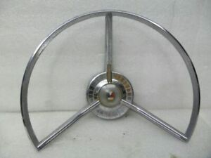 Horn Ring For Steering Wheel Vintage 1959 Ford Fairlane 19753