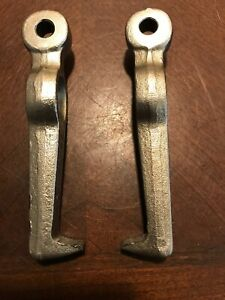 Vintage Snap On Tools Usa Cj812a Bar Puller Jaw 3in Long Gear Bearing Set Center