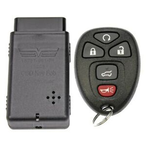 Key Fob Remote For 2011 2015 Buick Enclave Key Fob Keys Fobs gm Keyless Entry